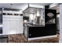 Кухня - квартира в Ванкувере 1050 BURRARD ST